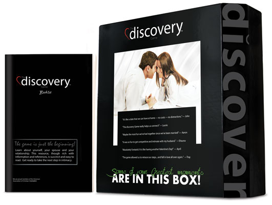 Discovery Game Box Face